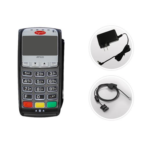 Datacap + MercuryPay iPP320 v4 | IP | EMV + NFC