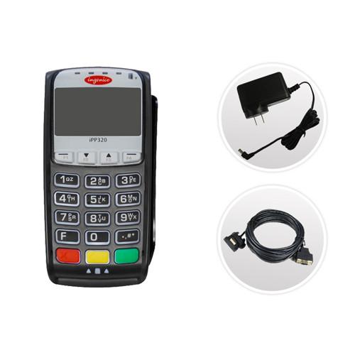 Datacap + MercuryPay iPP320 v4 | Serial | EMV + NFC