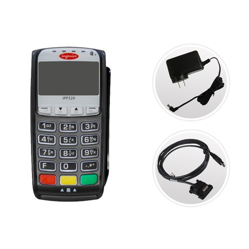 Datacap + MercuryPay iPP320 v4 | USB | EMV + NFC