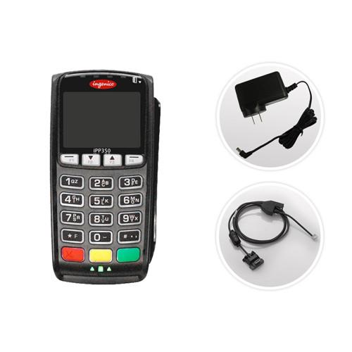Datacap + MercuryPay iPP350 v4 | IP Cable | EMV + NFC