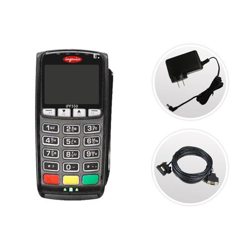 Datacap + MercuryPay iPP350 v4 | Serial Cable | EMV + NFC