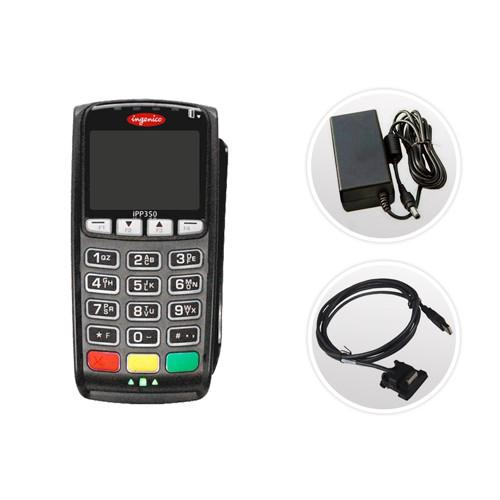 Datacap + MercuryPay iPP350 v4 | USB Cable | EMV + NFC