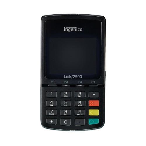 Ingenico Link 2500 | WiFi | w/PS, BT, Wireless Pin Pad