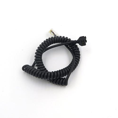 Cable: VFN Vx8xx/14PIN Header to Vx5xx RJ45, Coil 0.5 Meters