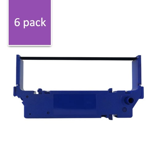 Kitchen Printer Ribbon, 6-pack 500