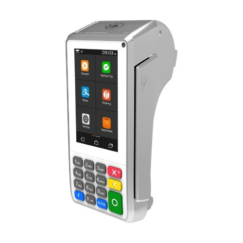 PAX A80 | GPRS + WiFi + Bluetooth + Ethernet | Wireless Terminal