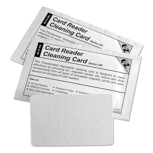 Card Reader Cleaner