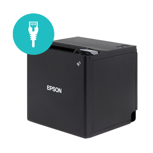 Epson TM-M30 | Ethernet Receipt Printer | Black