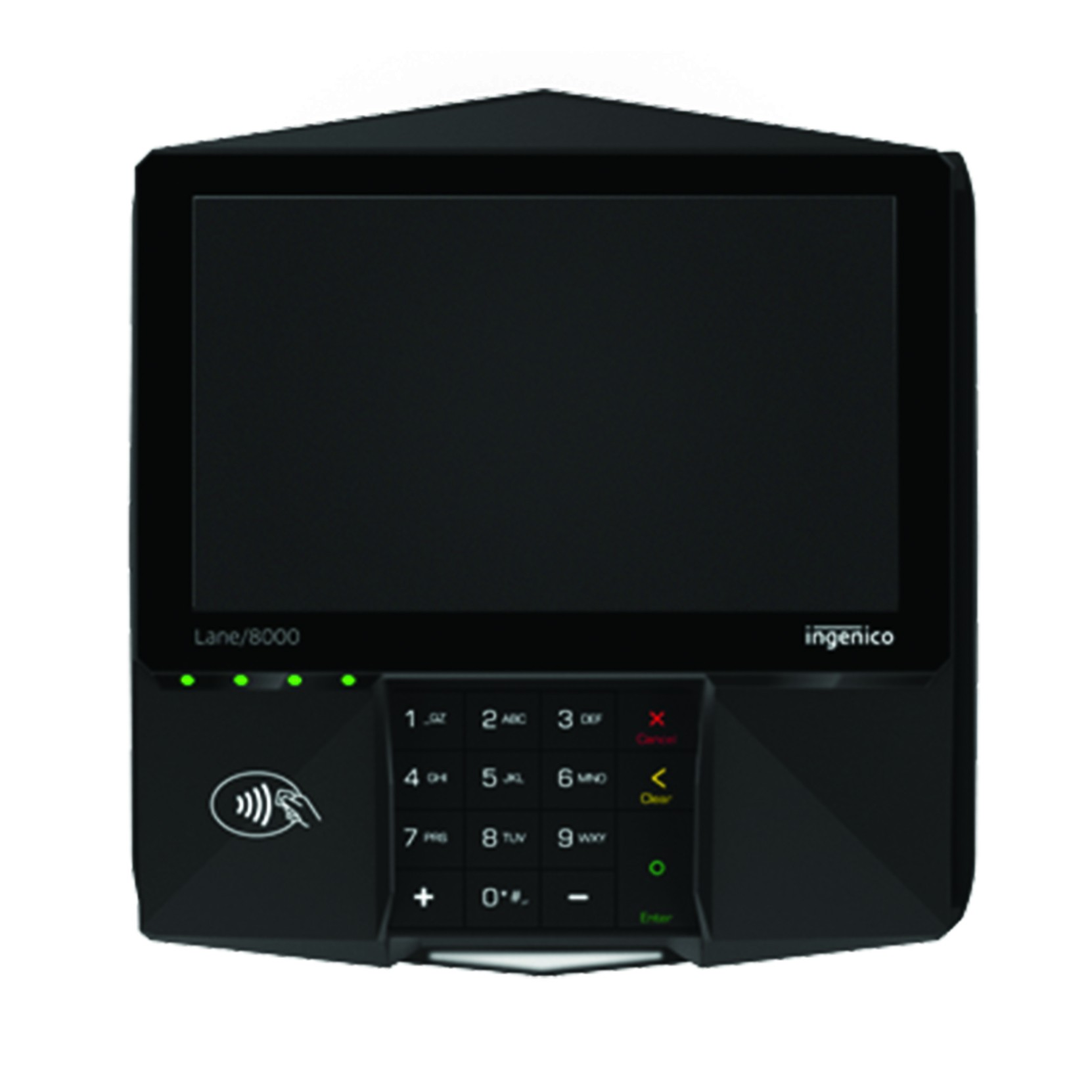 Ingenico Lane 8000 | USB-Ethernet-Serial | Semi Integrated Device
