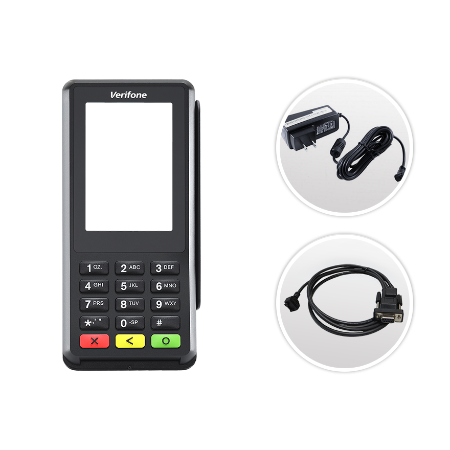 Datacap NETePay Hosted   Verifone P400   Serial   Semi Integrated Device