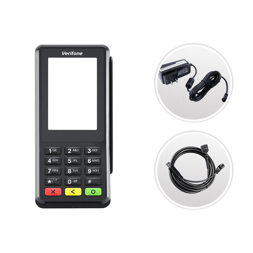 Datacap + MercuryPay | Verifone P400 | USB | Semi Integrated Device