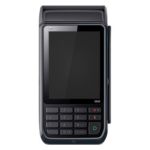 Apriva | PAX S920 | 4G-3G-Bluetooth-WiFi | Wireless Terminal