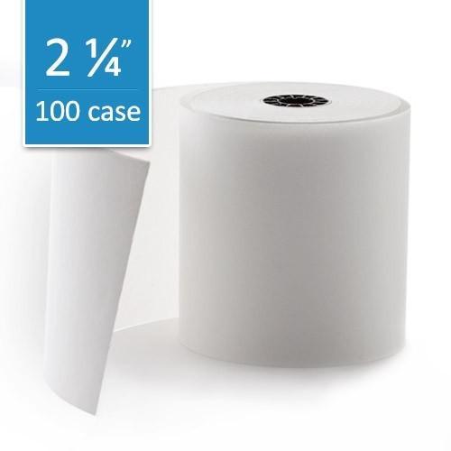 Greenleaf Paper Roll: 1-Copy, BPA FreePaper, Coreless - Case of 100