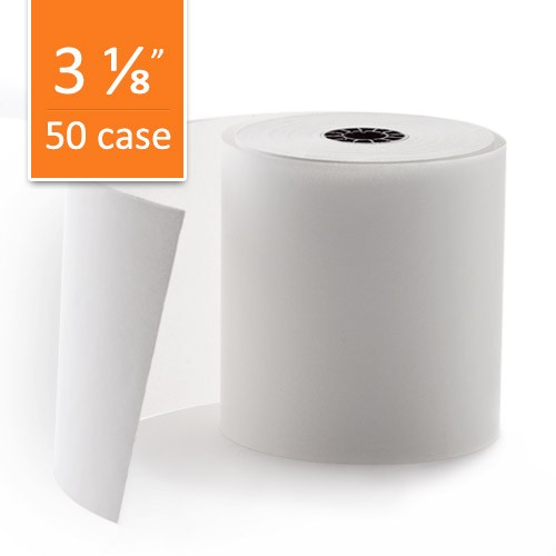 Epson T20 & TM-T88IV Paper Roll: 1 Copy, Thermal