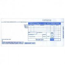 Form, Sales, 80 Col, 2 Copy, Carbonless