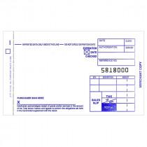 Sales Form, 51 Col