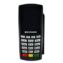 Color Corrected ExaDigm NX2200e HSPA | Wireless/ Ethernet | EMV + NFC