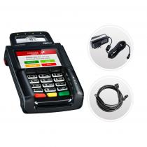Datacap + NETePay Hosted | Ingenico Lane 5000 | USB | Semi Integrated Device