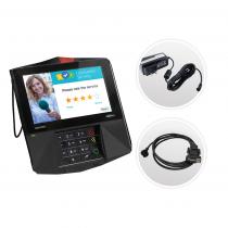 Datacap + TSYS | Ingenico Lane 8000 | Serial | Semi Integrated Device