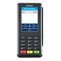 Datacap + MercuryPay | Verifone P400 | Powered USB | Semi Integrated Device