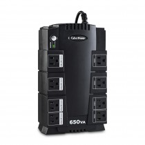 CyberPower - 650VA Battery Back-Up System