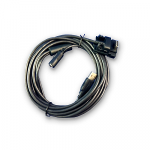 Cable: ING iPP3xx/ iSC250 to USB, 4M, New Corrected