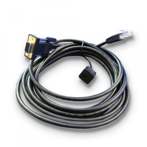 Cable: HYP L5xxx to RS232, 6'