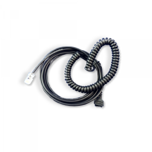 Cable: VFN Vx8xx/14PIN Header to RJ45, Coil, 3.0M, New Corrected
