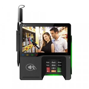 Pax PX7 v4 | Ethernet/WiFi/ Bluetooth | Multi-Lane Terminal