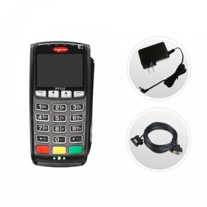 Datacap + MercuryPay iPP350 | Serial Cable | EMV + NFC