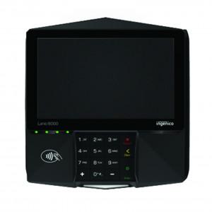 Ingenico Lane 8000 | USB-Ethernet-Serial | Semi Integrated Device
