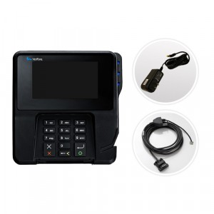 triPOS Direct MX 915 | IP Cable | EMV + NFC