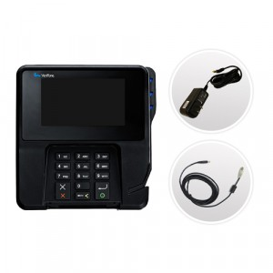triPOS Cloud MX 915 | Ethernet | EMV + NFC