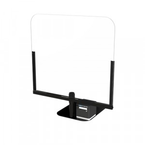 """Star POSShield   33""""h x 30""""w   Protective Barrier"""