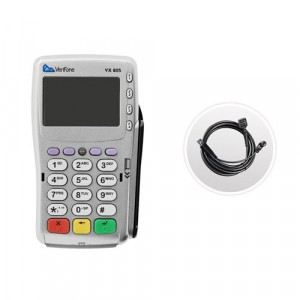 Datacap + Elavon VX 805 | Non-Powered USB | EMV + NFC