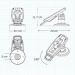 FlexiPole SafeBase Compact for Flexigrip Universal Stand
