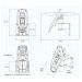 FlexiPole SafeBase Contour for Ingenico iCT220/250